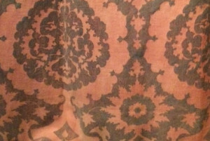 Mariano Fortuny (printed textile motif on silk).
